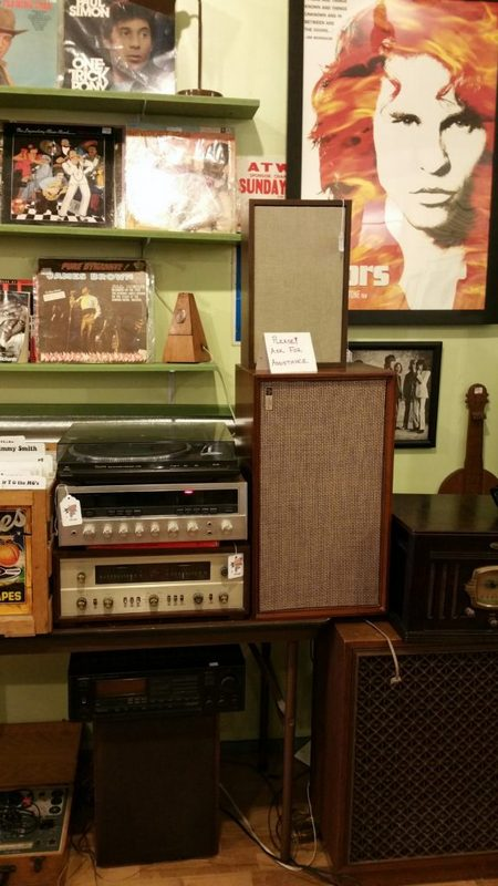 Vintage 60's-80's Audio: Advent, Fisher, Sansui, Technics