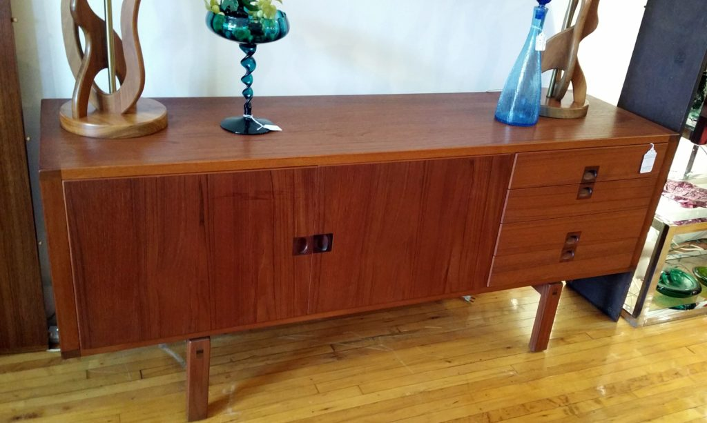 Swedish Teak & Rosewood Credenza / Sideboard, #LennartBender for #Ulferts SOLD