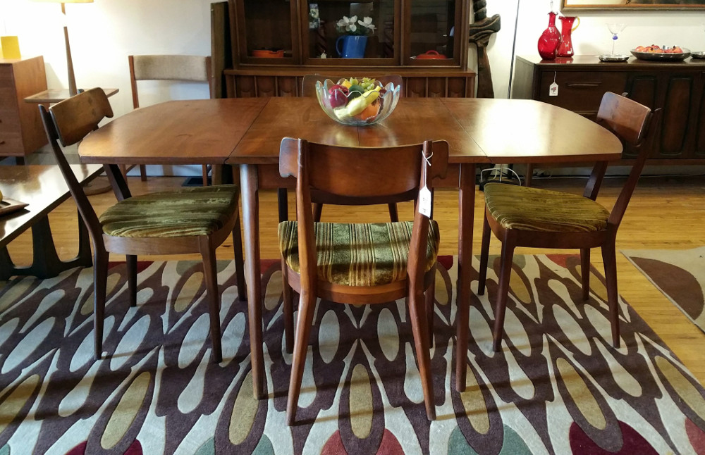 Drexel Declaration Dining Table & Chairs