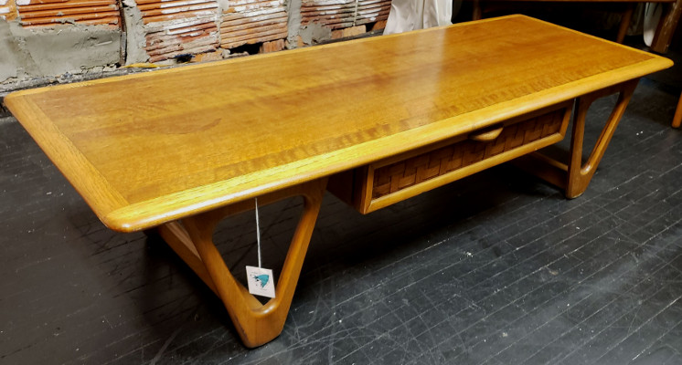 Lane Coffee Table MCM Warren Church